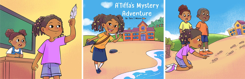 A'Tiffa's Mystery Adventure